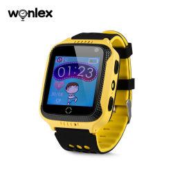 소비자 전자공학 사진기를 가진 지능적인 전자공학 GPS 아이 GPS 시계 전화
