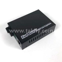 10-100m Faser-Optikmedia-Konverter