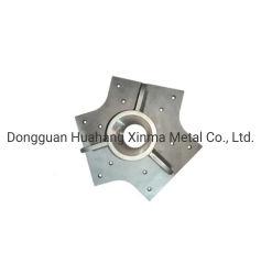 Le CNC la fabrication de pièces pour générateur d'énergie du vent