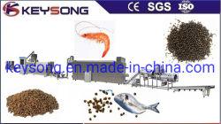 아쿠아피드 식품 압출 기계 어류 공급 처리 장비