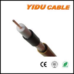 Comunicación de la CCTV RG59 cable RG6 cobre RF Cable de alimentación eléctrica de 75 ohm