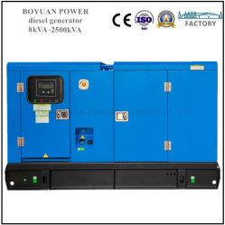 Генератор дизельного двигателя Cummins 50квт 100 квт до 500 квт 1000ква звуконепроницаемых Silent Электростанции генератор