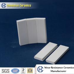 アルミナの摩耗の版としてChemshunの企業のアルミナの陶磁器の明白なタイル