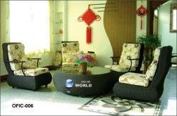 Imitar as medulas e tecem o mobiliário de Artesanato