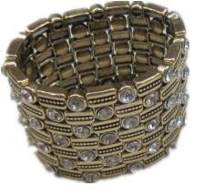 Mode Bracelet à breloque Crown & Lion hommes Classic Matte