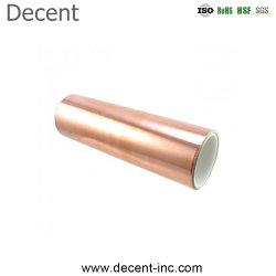 Fabricante de Cinta de lámina de cobre conductiva con Multi Size Slug Repelente, protección contra EMI, vidrieras, el papel de los circuitos, reparaciones eléctricas