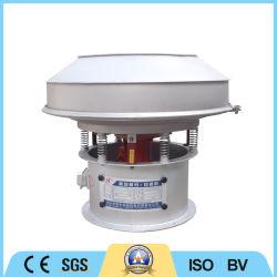 pantalla de vibración Rotray el filtro de aceite de palma