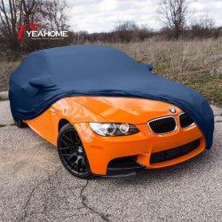 L'automobile dell'interno personalizzata copre Perfetto-Misura il coperchio antipolvere dell'automobile di stirata