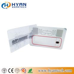 Scheda senza contatto di rendimento elevato RFID con lo straniero H3 di frequenza ultraelevata 18000-6c di ISO14443 Ntag 213+
