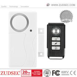 Allarme senza fili della strada privata di mini formato magnetico ed obbligazione del rivelatore del sensore di vibrazione
