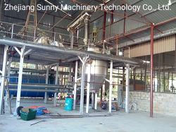 Líquido sólido mecanismo de extracción de aceite esencial de Lavanda destilador