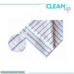 Microfibra tartan com pano Stripe para andar & Limpeza de móveis de Tamanho Grande 50x60cm