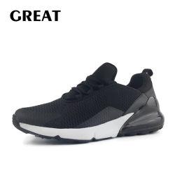 Homem de venda quente Greatshoe mídias físicas Calçado Casual Jogging/funcionando/pé calçado de desporto de marca ODM&OEM calçado tênis masculino