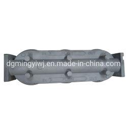 Настраиваемые литье под давлением алюминия нефти и газа фитинги трубы для механического оборудования