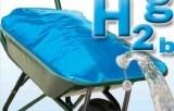 Grad-Trinkwasser-Träger-Beutel der Nahrung80l für Schubkarre