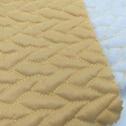 Gestepptes Polyester Fabrcif RO-Blumenkleid