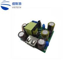 5V 1A 전화를 위한 소형 USB 충전기 회로판 PCB & PCBA 견본