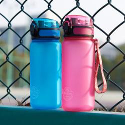 Water van de Fles van de Sport 400ml van de Gift 400ml van het Spel van de voetbal het Plastic Promotie