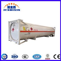 Usine directement conteneur ISO de GNL conteneur ISO de l'hélium de Réservoir Réservoir