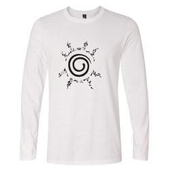Mens Cotton Quick Dry formação desportiva de Manga Longa camisa T