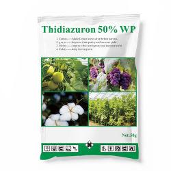 منظم النمو في النباتات عالي الجودة ثديازوروون 50% الفسفور الأبيض للتحكم القطن