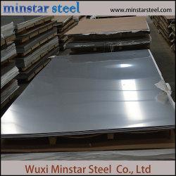 Posco/Lisco/Tisco Baosteel 2b Surface laminé à froid ASTM 201 301 304 304L 316 bobines en acier inoxydable 316L