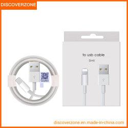 Foxconn Oringal de haute qualité E75 Le câble USB iPhone x 1m/Xs Câble de charge 2D'un chargeur rapide de câble d'Ios