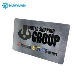 QRコード印刷ICODE® SLIX NFCのプラスチックRFIDスマートカード