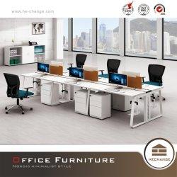 La estación de trabajo moderno mobiliario de oficina escritorio duradera Tabla única de las piernas (HC-79)