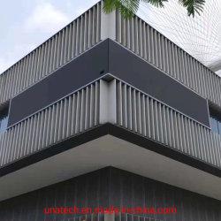 Sinal LED para montagem em parede para exterior P4/P5/P6/P8/P10 ecrã SMD visor digital de Publicidade