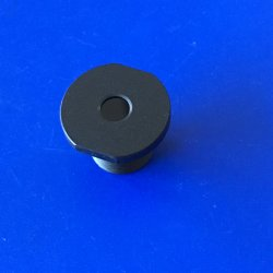 M12.5 Lentes para cámaras CCTV Four-Wheel lentes del localizador