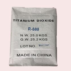 Le dioxyde de titane rutile R-888 de titane rutile Pigment blanc