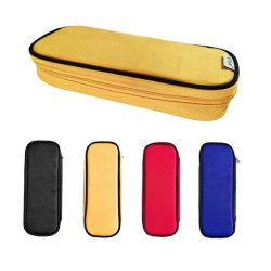 Оксфорд ткань качеству Water-Resistant удобный чехол карандаш большой емкости мешок для перьев