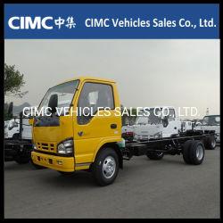 Isuzu 600p Npr 4X2 120HP sceglie i telai del camion del carico della carrozza