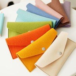 preço de fábrica sentida iPad caso Bag para sacos de feltro promocionais