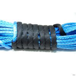 Treuil corde synthétique bleu Câble pour treuil 4X4
