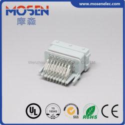 24 de los cables del conector de cable conector del coche de la ECU de ahorro de aceite de GNC de conversión a gas de automóviles