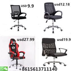 革スイベル人間工学的メッシュ会議コンピュータゲームの競争のオフィスの椅子