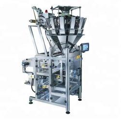 T che pesa l'imballaggio del sacchetto delle patatine fritte delle arachidi dello spuntino/l'alimento di cane automatici verticali Nuts macchina per l'imballaggio delle merci
