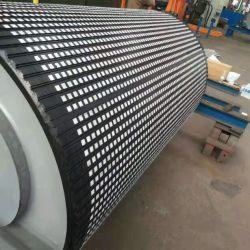 コンベヤーのドラムプーリーのヘリンボン陶磁器の並べられたベルトプーリースライドの遅れのゴム製ラギング