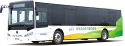 Slk6129hev veranschlagter neuer Stadt-Intercitybus