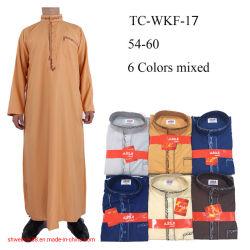 مسلم رجال طويلة كم [ثوب] وسط [سودي] شرقيّ - [أرب] [كفتن] إسلاميّة [أبا] ثوب دبي ثياب