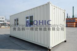 Alimentação de fábrica personalizada de construções prefabricadas 20FT Recipiente Mobile Office /20FT Recipiente Custom-Made Office