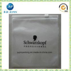 La vente en gros logo personnalisé imprimé Sac PVC dépoli vêtement9JP-plastique045)