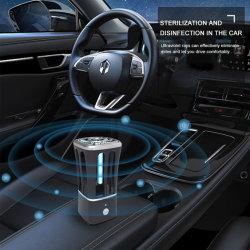 世帯車のホルムアルデヒドの臭気に加える紫外線消毒ランプ車の携帯用移動式殺菌ランプ