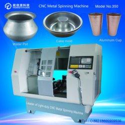 Máquina de fiação de alumínio automática para panelas utensílios (comerciais 350A-13)
