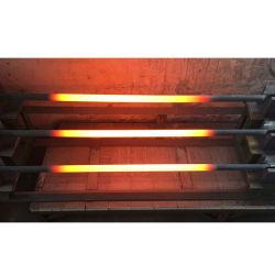 Hornos de mufla eléctrico de doble espiral SCR carburo de silicio, Elemento de Calefacción Calefacción Calefacción Laboratorio Sic espiral Rod