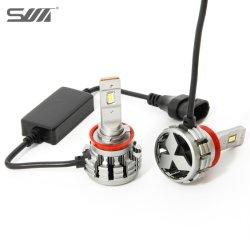 H8/H9/H11 LED противотуманные фары лампы 30W 9-16V автомобильный светодиодный индикатор