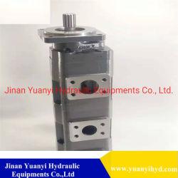 Jinan 유압 펌프 Co. 의 주식 회사 XCMG 기중기 작동되는 펌프 Jhp2063/2050/2032 기어 펌프 Jhp2063/2050/2050 고압 펌프