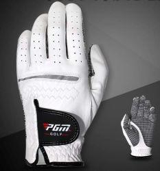 Slijtvaste Non-Slip-handschoenen voor het Golf van lamshuid van hoge kwaliteit